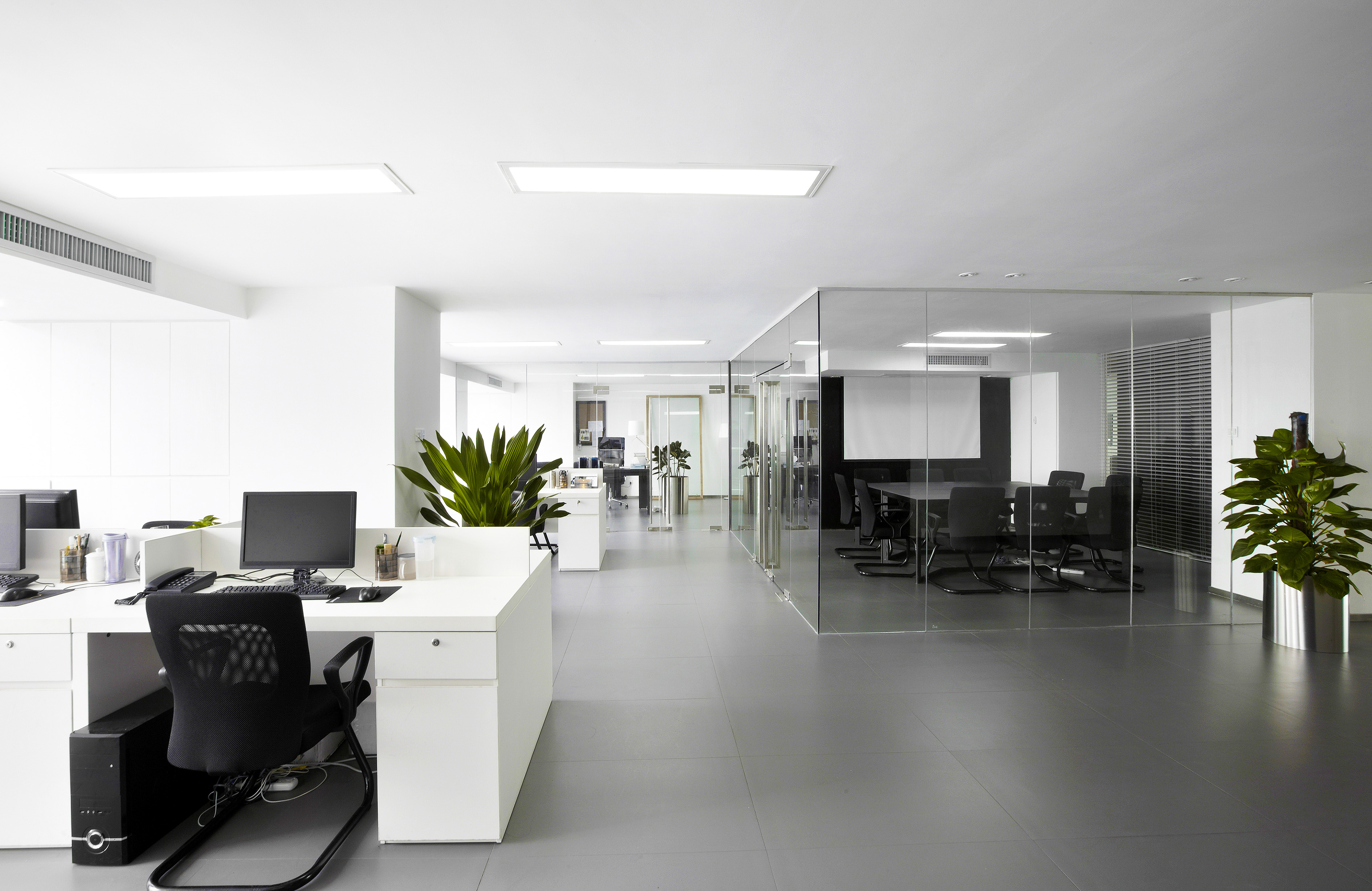 Interior Fit Out : Commercial offices